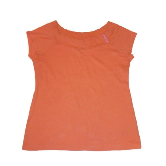 Moda International Tops - Moda International boatneck tee